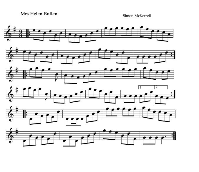 Mrs Helen Bullen_result