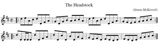 The Headstock