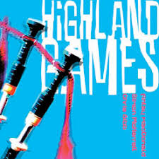 HIghland Games album cover