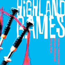 HIghland Games album cover