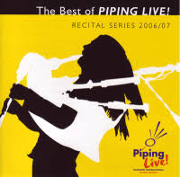 The Best of Piping Live! Recital Series album cover